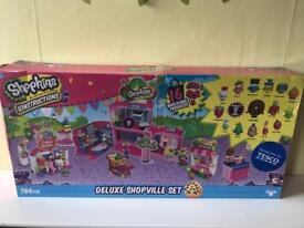Shopkins deluxe set