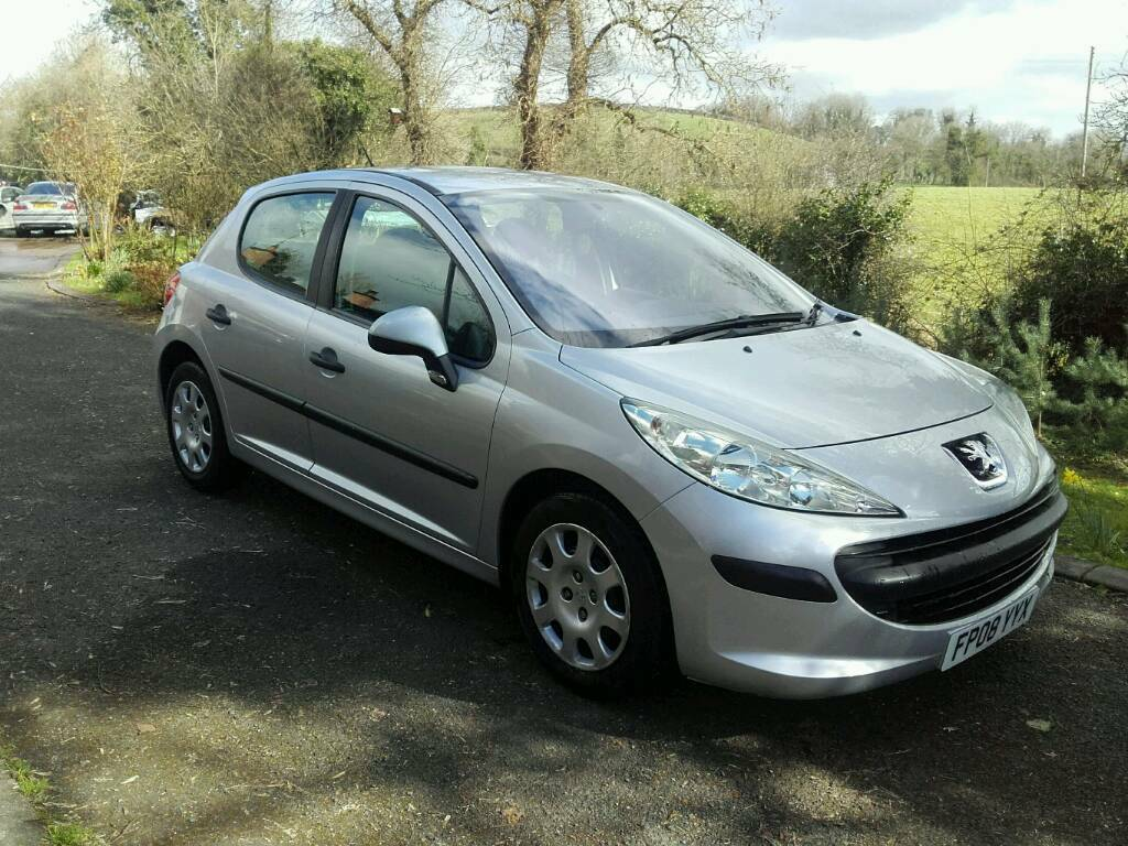 peugeot 207 1 4 hdi 2008 in aughnacloy county tyrone gumtree. Black Bedroom Furniture Sets. Home Design Ideas