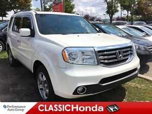 2013 Honda Pilot EX-L CLEAN CARPROOF LEATHER SUNROOF REAR CAM