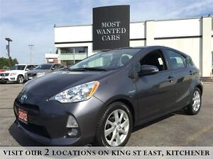 2012 Toyota Prius c TECHNOLOGY PKG | NAVIGATION | LEATHER | NO A