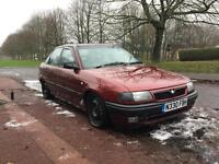 Modified Classic , Astra mk3 saloon with 2.5 v6 conversion