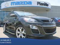 2012 MAZDA CX-7 AWD GT CUIR TOIT MAGS AUTOMATIQUE