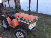 Kubota B1502, 18hp, 4 WD, Compact Tractor