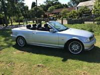 2003 BMW 320Ci Convertible