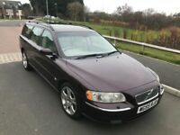 Volvo, V70 Eastate 2005 2.4d 7 seater 1700 pounds