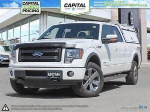 2013 Ford F-150 FX4 SuperCrew **Rear Cam-Bluetooth**