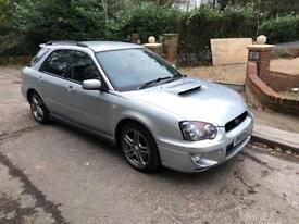 2003 Subaru Impreza wrx wagon estate 2.0 turbo manual
