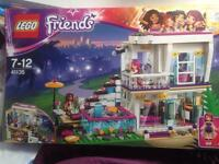 Lego friends playhouse