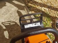 Stihl chainsaw ms362c professional