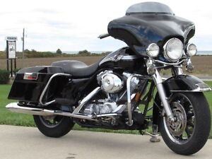 2003 harley-davidson FLHT Electra Glide  100th Anniversary  ONLY
