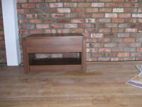 TV Unit with drawer. Excellent condition