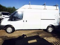 BREAKING FORD TRANSIT MK7 2.4 TDCI AND 2.2 TDCI ENGINE GEARBOX AVAILABLE PANEL PARTS 5 SPEED GEARBOX