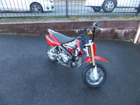 childs honda xr 50cc