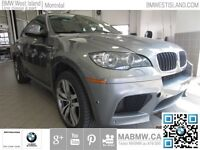 2012 BMW X6 M X6 M VERY RARE! EXECUTIVE PACKAGE!