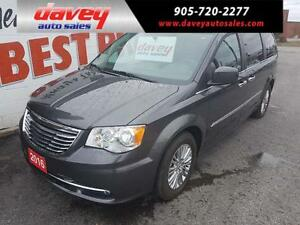 2016 Chrysler Town & Country Touring-L REMOTE STARTER, NAVIGA...