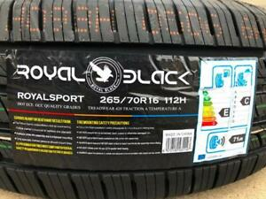 All Season 265/70R16 Set of Four Brand New $390.00 on sale!!