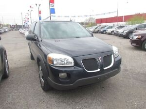 2008 Pontiac Montana SV6 FWD  * LEATHER/CLOTH | AS IS London Ontario image 3
