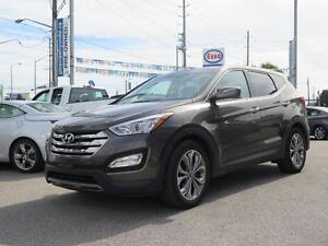 2013 Hyundai Santa Fe LIMITED TURBO