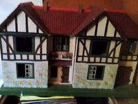 Orignal triang dolls house