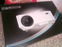Multimedia 1080p Projector 1500 Lumens