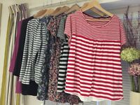 8 Maternity Tops Size 20