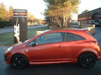 VAUXHALL CORSA 1.2 Limited Edition (orange) 2012