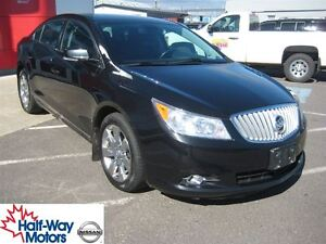 2011 Buick LaCrosse CXL | Well-Equipped!