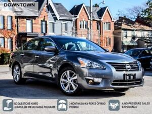 2015 Nissan Altima Sedan 2.5 SL Technology Package Fully Service