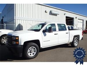 2015 Chevrolet Silverado 1500 Work Truck - Seats 6, 18,014 KMs