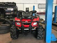 2008 58 can am outlander low miles