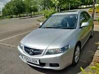 Wow!! Honda Accord Vtec Executive Sat Nav 12 Months Mot, Full Leather, Heated Seats, Central Display