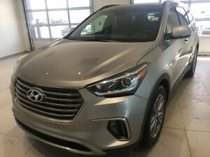 2017 Hyundai Santa Fe XL Luxury (AWD, NAV, PANO ROOF, 7-PASS)