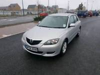 2006 Mazda 3 ts 1.6 Automatic With Low Mileage
