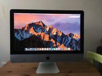 Apple iMac 21.5 inch slim. i5 2.7GHz , 8GB Ram, 1TB HDD. A fantastic deal!