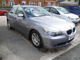 BMW 5 SERIES 520i SE Auto (grey) 2003