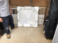 Brand New Stone Resin Shower Tray