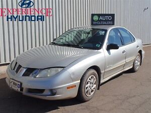 2005 Pontiac Sunfire THIS WHOLESALE CAR WILL BE SOLD AS TRADED -