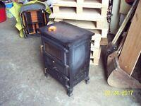 multi fuel stove, PRICE REDUCED £195 ovno