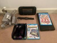 Wii u and 2 games