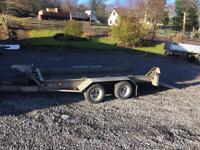 Ifor Williams GH94 Plant trailer £1150 + VAT (£1380)