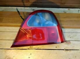 2002 Rover 25 Rear brake light driver side