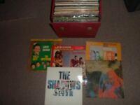 Collection of 60's & 70's Vinyl LP's