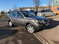 IMMACULATE LAND ROVER FREELANDER 1.8 PETROL- ONLY DONE 61K- FULLY SERVICED+COMES WITH FULL YEAR MOT