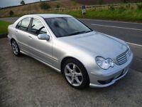 2006 Mercedes C220 cdi sport