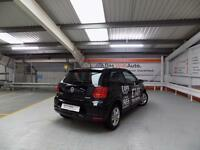 Volkswagen Polo MATCH EDITION (black) 2017-03-22