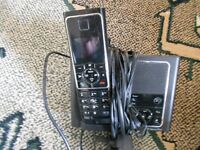 Home Phones. 1 Bt & 1 Idect both with answerphones