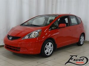 2014 Honda Fit LX, Bien Entretenue