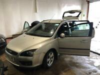 Ford Focus 1.6 Zetec Estate 85k Registered 2006