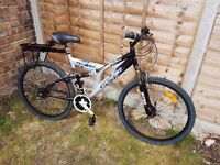 Unisex Viper Mountain Biycle good condition