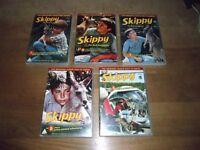 Skippy Complete DVD Box Sets Volume 1 - 5 (124#)